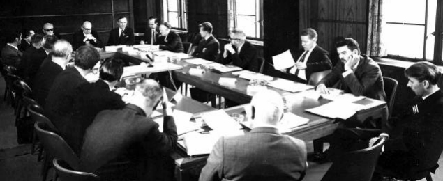 Inaugural Conference – Edinburgh August 1968