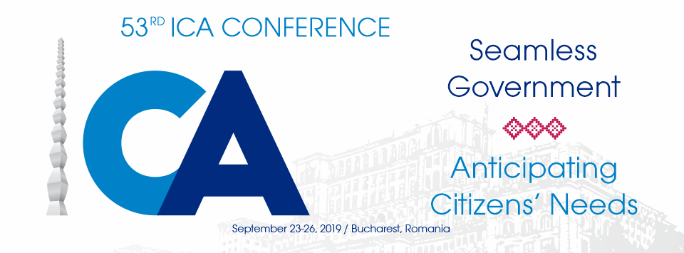 53rd ICA Conference | Seamless government-anticipating citizens'needs
