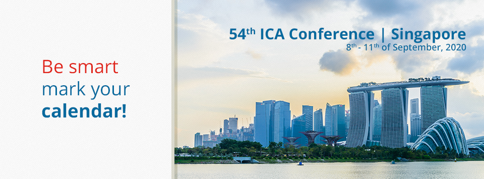 54th ICA Conference
